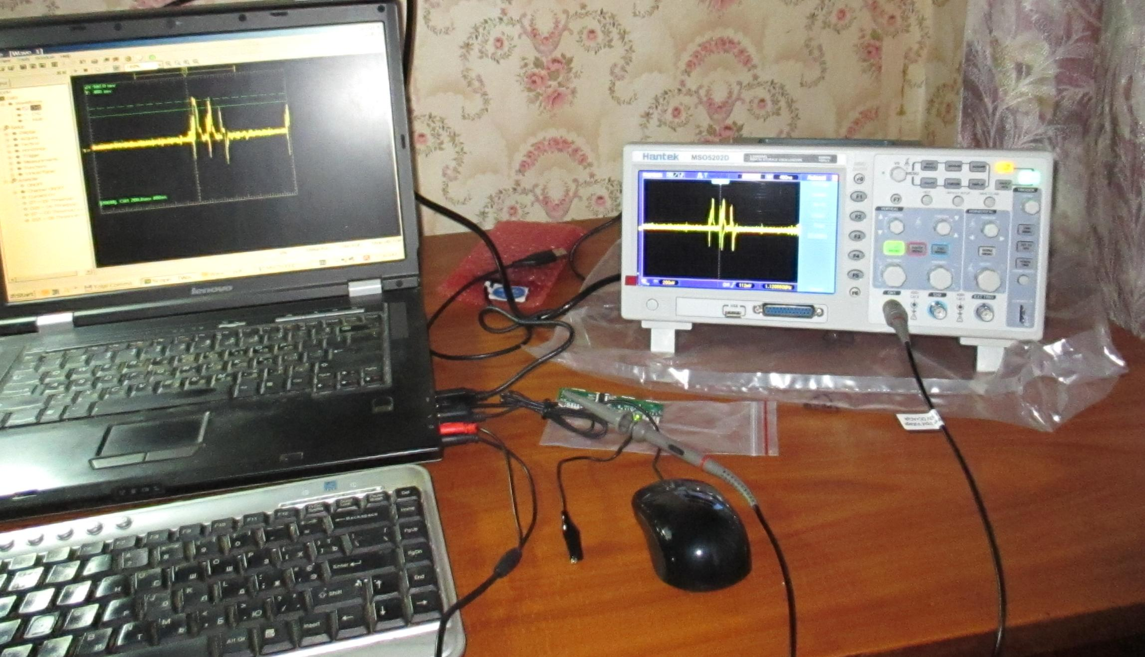 Measurements with Digital Storage Oscilloscope 1